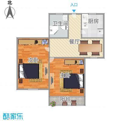 上海_罗山七村博山东路173弄16号603室2-1-1_2015-12-05-0936