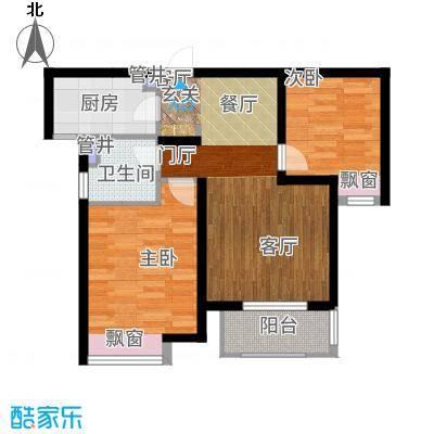 上海_象屿品城_户型模板