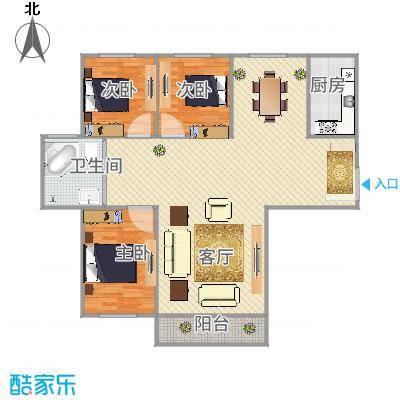 上海_浦江东旭公寓_2015-12-09-226481
