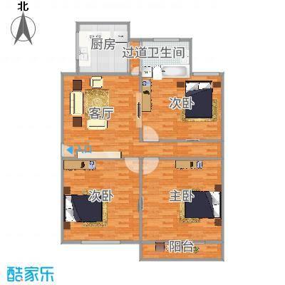 上海_莲溪一村36号601_2015-12-06-1849