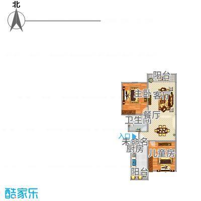 榆林_帝景家园_2015-12-07-0907