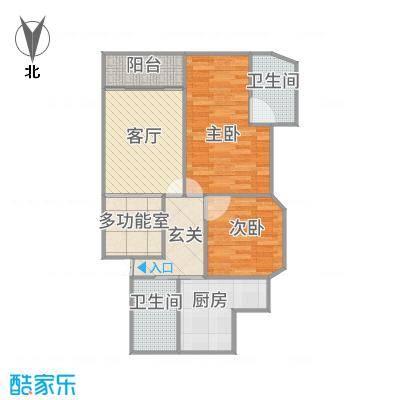 上海_岭南公寓_2015-12-7