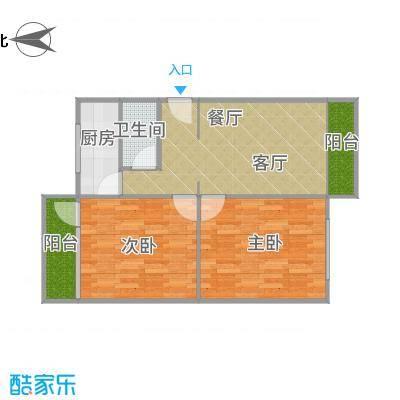 广州_龙岗东路小区9号502房户型图_2015-12-10-2022