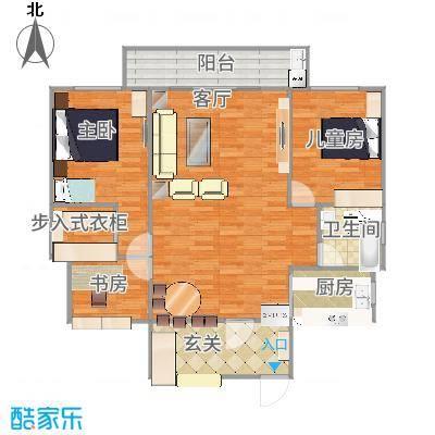 上海_合兴龙柏公寓_2015-12-10-2118