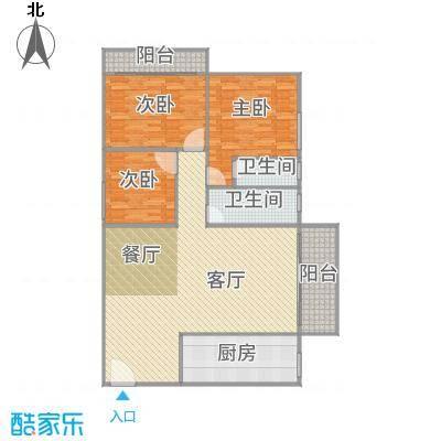 珠海_海涛居—单栋4单元3C