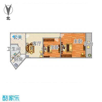 上海_真情公寓_2015-12-09-1658