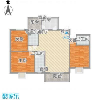 能源华庄156.00㎡能源华庄户型10室-副本