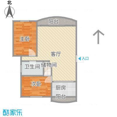 上海_龙柏城市花园2015-12-13-0932