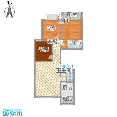 太原_银海水韵_2015-12-13-1416