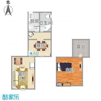 上海_绿川公寓_2015-12-11-1000