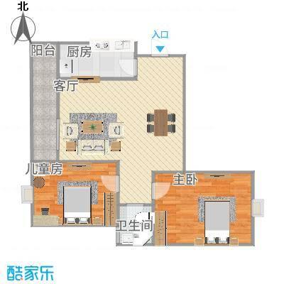 重庆_双赢滨江壹号_2015-12-11-1059