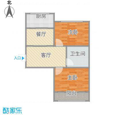 大连_彩虹园7-2-501_2015-12-11-1534
