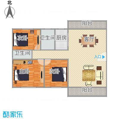 上海_树园3房_2015-12-11-1531