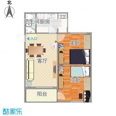 成都_包家巷127号院_改造户型图20151208-副本-副本-副本