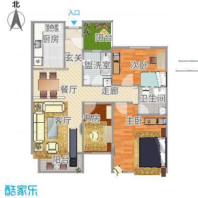 广州_丽景华庭_2015-12-12-1231