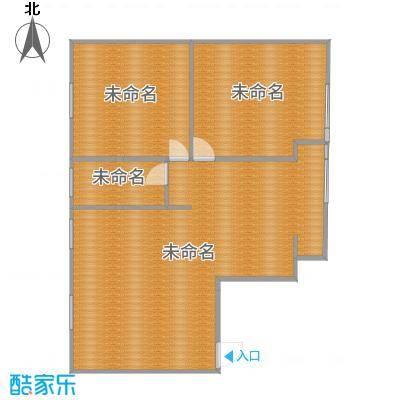 江南华庭96方2室2厅