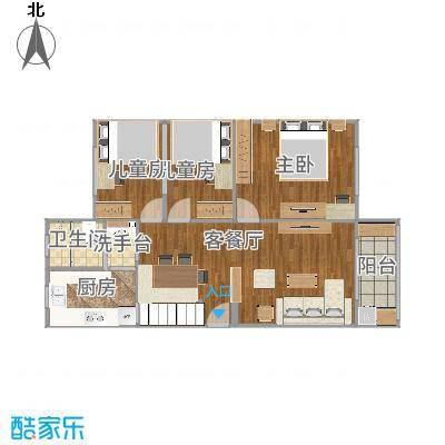 上海_浦东鸿基公寓_2015-12-14-1009