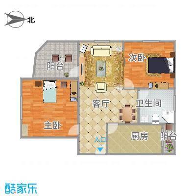 上海_浦江东旭公寓_2015-12-14-1225
