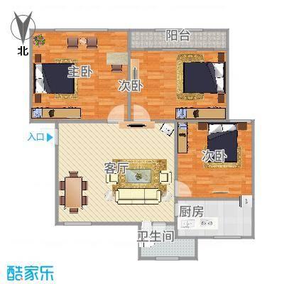 上海_孙桥公寓_2015-12-15-1050