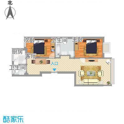 锦豪雍景园三房2厅