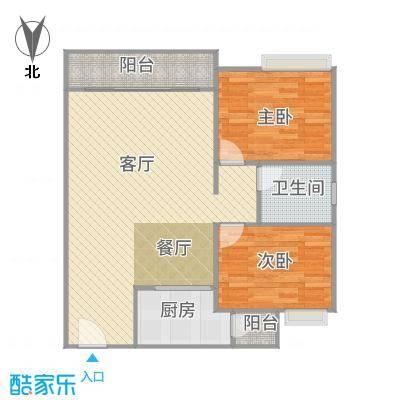 珠海_晴朗新地园—2栋804