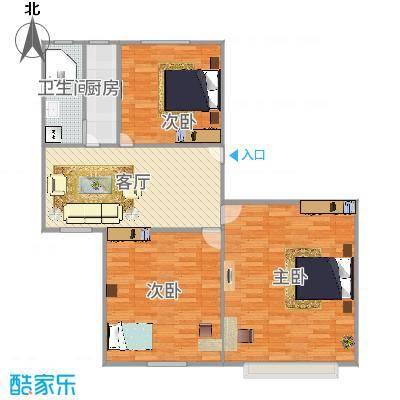 上海_潼港七村_2015-12-17-1137