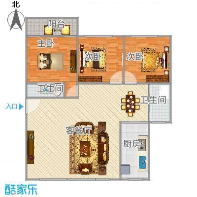 绍兴_国际村4楼_2015-12-17-1328
