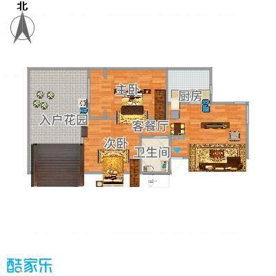 上海_沙田公寓111_2015-12-17-1432