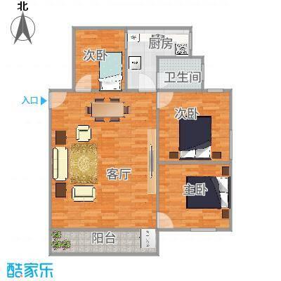 重庆_洋河一村_2015-12-17-1445