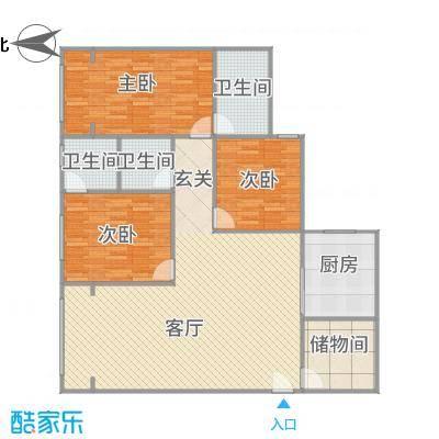 珠海_南湾花园—8栋203