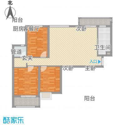 淮安_淮安万达广场_2015-12-18-1830
