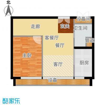 中弘北京像素Z10户型