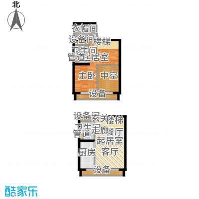 中弘北京像素C3户型