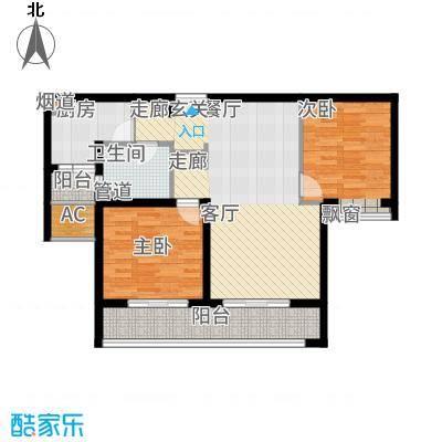 海上海新城100.50㎡上海(住宅)面积10050m户型