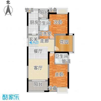 正荣财富中心117.00㎡B3户型