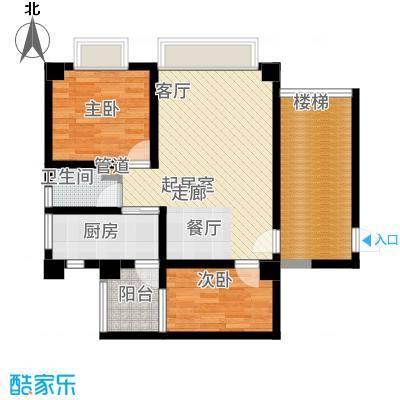 锦上城H2户型