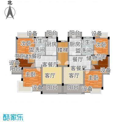 港城滴水湖馨苑89.00㎡A1、A2户型3室2厅