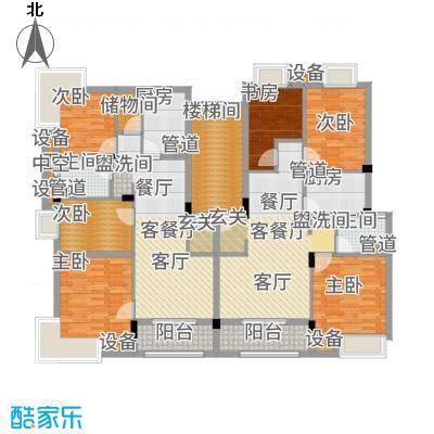 港城滴水湖馨苑87.01㎡A1-A2户型