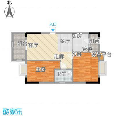华侨城6户型