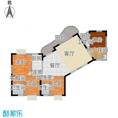 御景豪庭179.51㎡B1户型