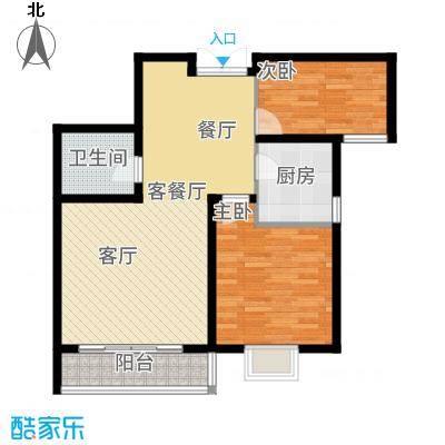 博鑫青年城已售完B3户型