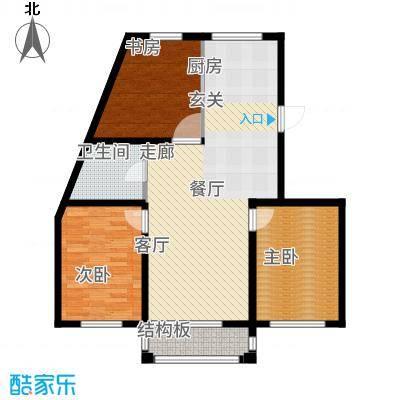 鑫鼎广场120.46㎡鑫鼎・广场F[6)B[GCHQ(D5~9{UVG_QDQ户型