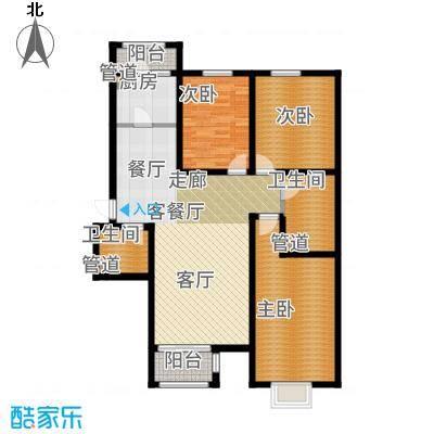 悦澜湾139.03㎡13903户型