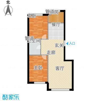 锦水家苑锦水_t3-Model户型