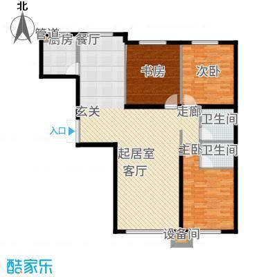 香榭丽花园A(130)_副本户型