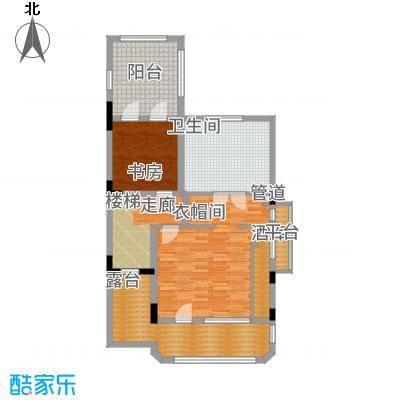 翡翠御园一期1-72栋B3三层-户型
