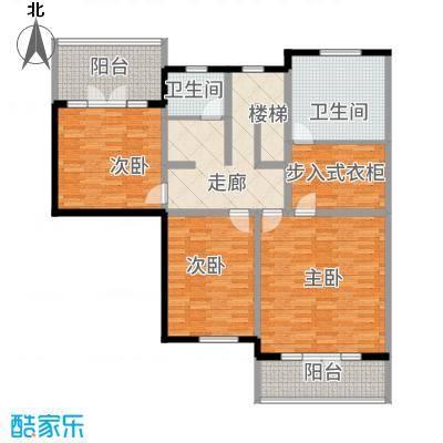 拙墅123.60㎡DS-3H二层户型