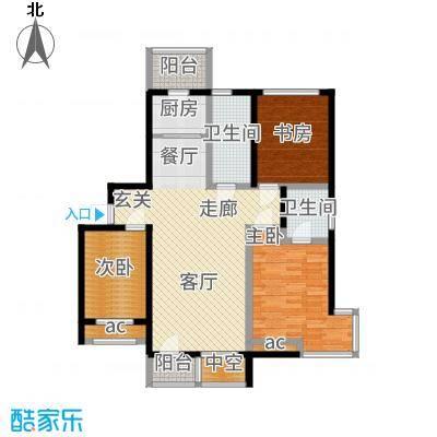 北阳新第第一期K第一期K㎡户型3室2厅