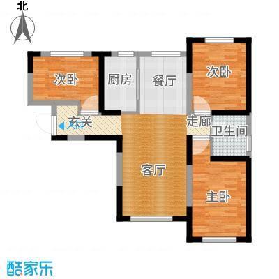 华茂中心30#A1户型