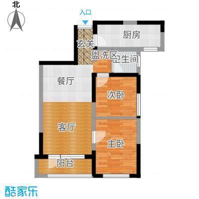 华茂中心30#B1户型